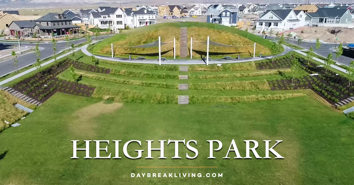 Heights Park - Heights Park Village Parks | Daybreak Living ... on daybreak ut, daybreak trax, daybreak salt lake clinic, slc train map, daybreak homes, daybreak community, daybreak lake village, south mountain freeway map,