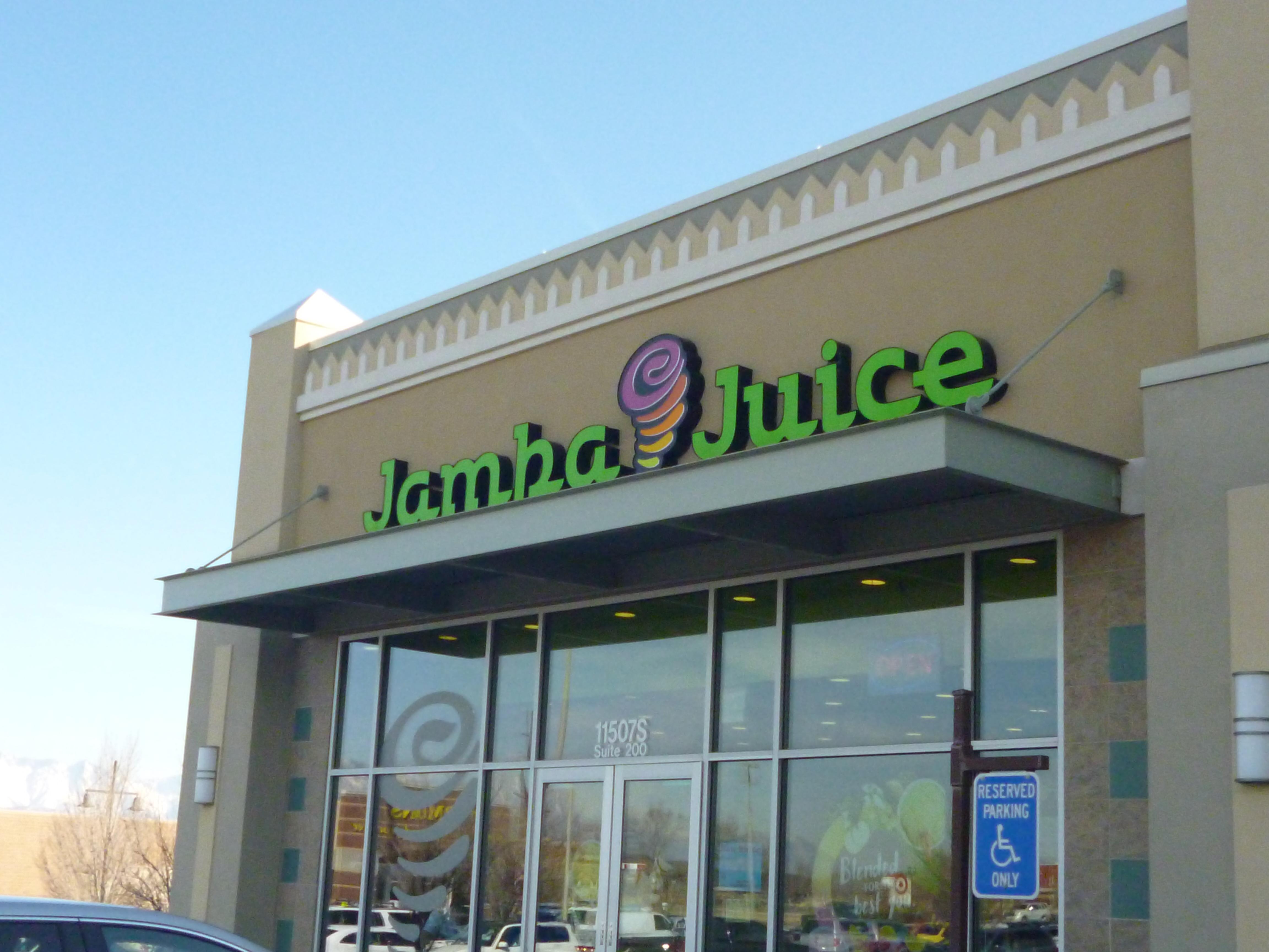 Jamba Juice Daybreak Utah Www Daybreak Com