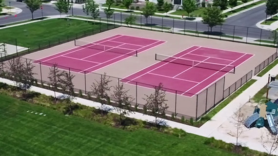 Daybreak Tennis Courts